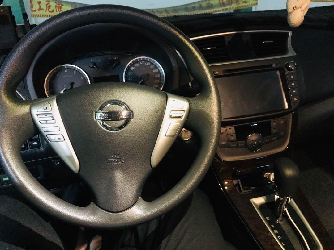 Nissan super Sentra 自售 2016年 跑三萬