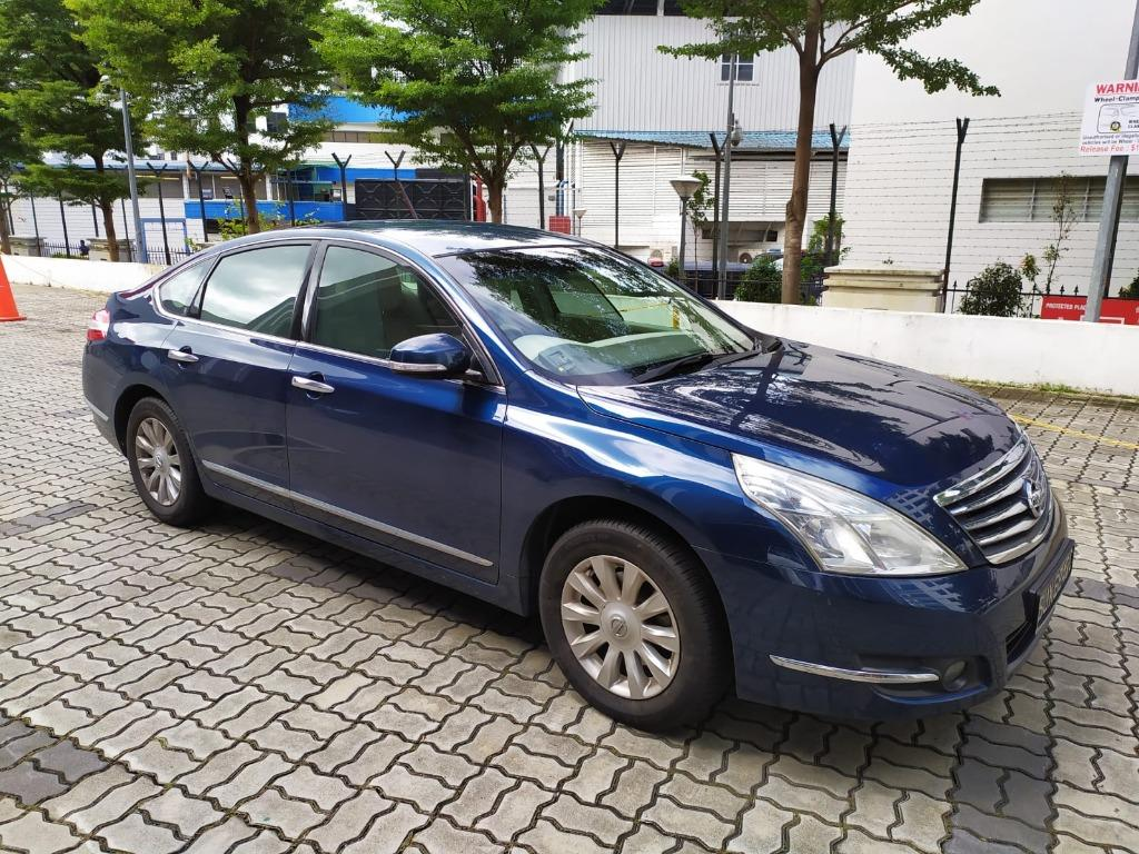 Nissan Teana 2.0A 100% No hidden fees & charges. $500 to driveaway Whatsapp Edwin @87493898 now!!