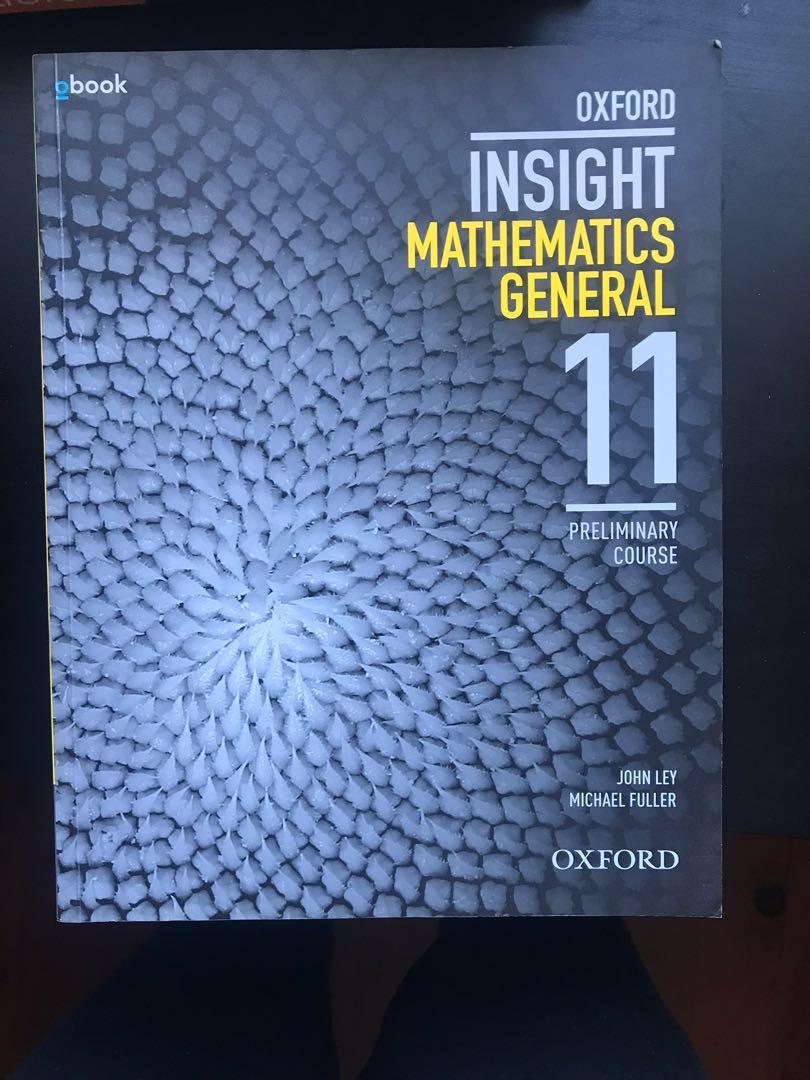Preliminary (Year 11) General Mathematics Textbook