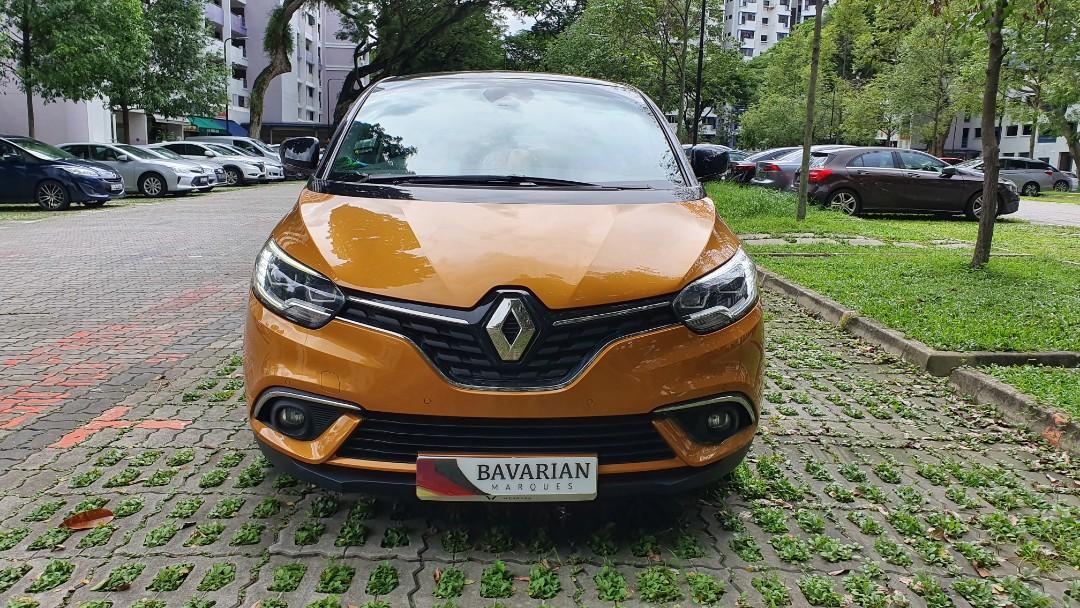 Renault Scenic 1.5T Privilege dCi (A)