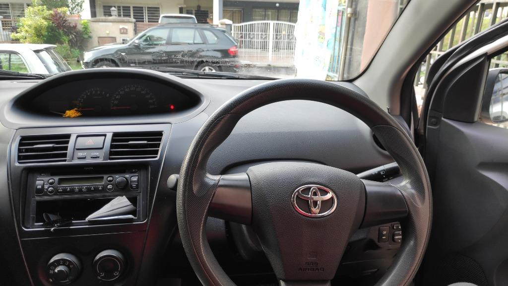Toyata Vios 2010 J Spec (Special Num/ Tip Top Condition)