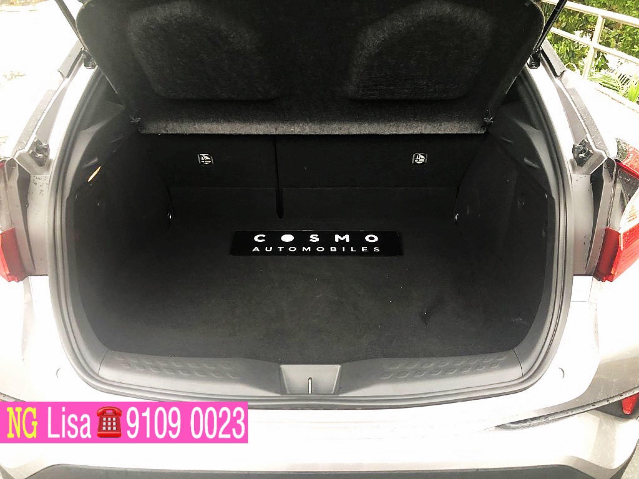 Toyota C-HR 1.8 Hybrid S (A)
