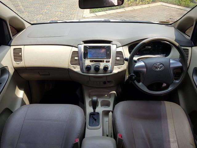 Toyota Kijang Innova 2.5 G AT Diesel 2014,Andalan Setiap Keluarga Indonesia