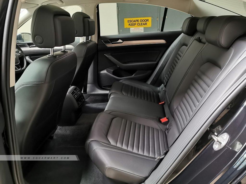 Volkswagen Passat 1.8 Highline TSI DSG Auto