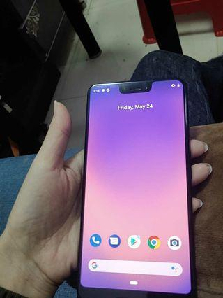 Pixel 3 xl reserved