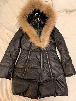 Rudsak coat (small)