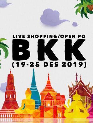 PO / LIVE SHOPPING BKK