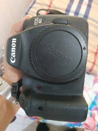 Canon 6D wifi full frame