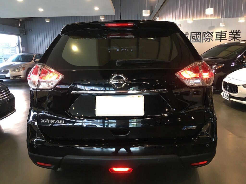 2015 Nissan X-Trail 2.0 影音特仕車·導航·倒車影像ㄧ應俱全