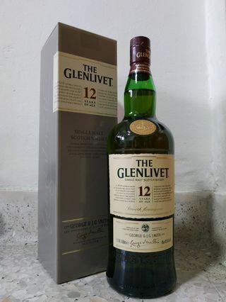 Glenlivet 12 (1L)