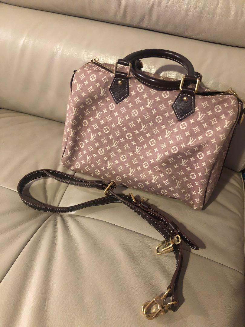 Authentic Louis Vuitton speedy Denim 30 lower price added