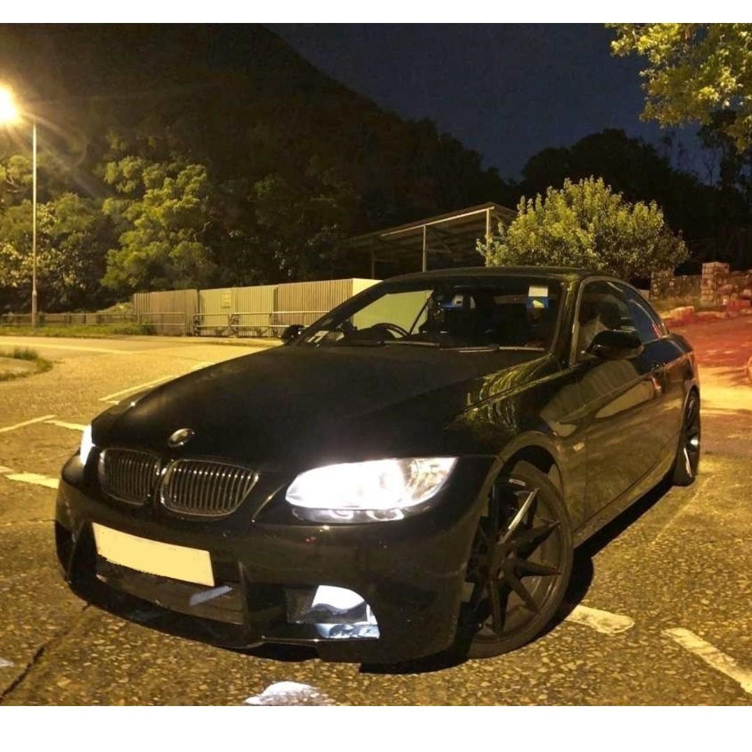 BMW 335I CABRIO 2010