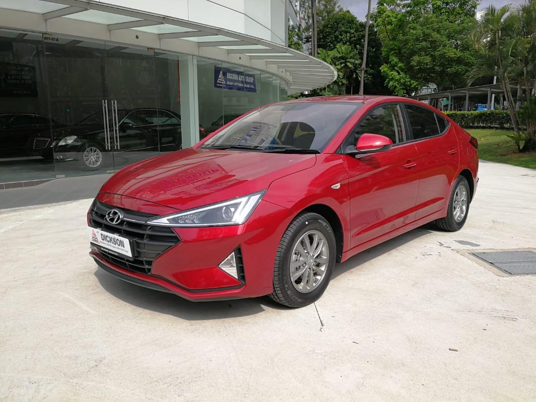 Brand New Hyundai Avante 1.6 Auto (Rent to own)