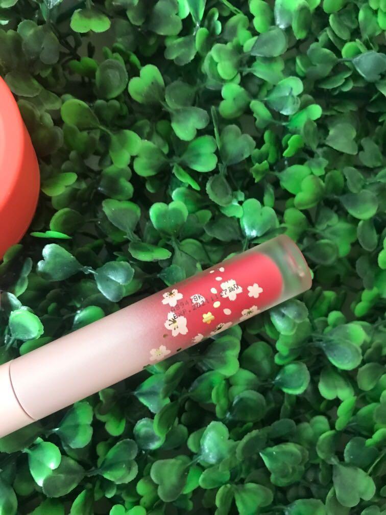 [Bundle set] New Etude House 2022/ 2021 expiry Daisy lip tint blossom blush