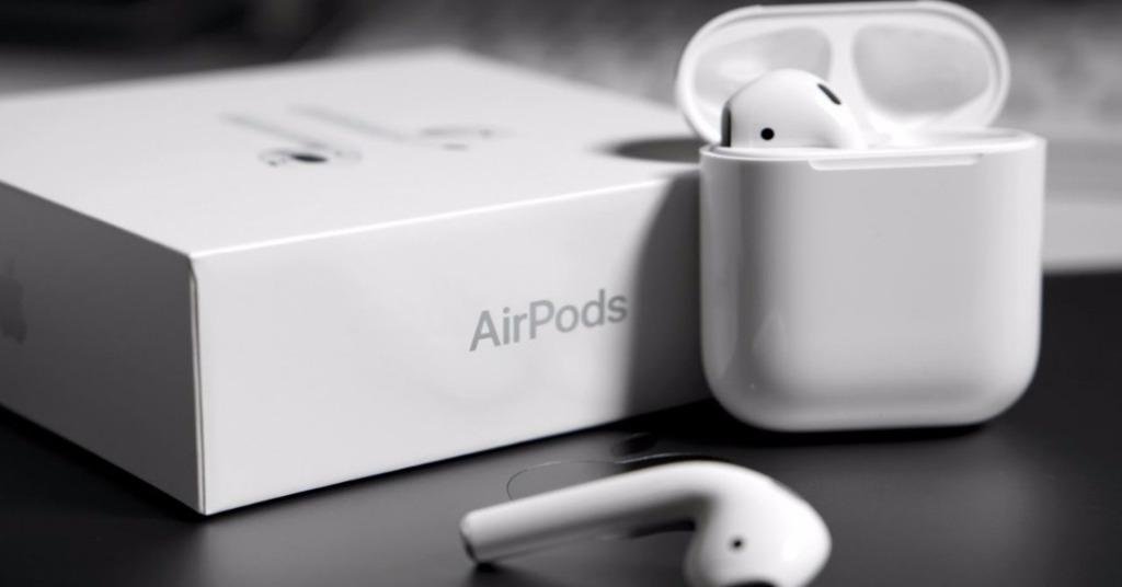 OUT OF STOCK!! Authentic Apple AirPods 2nd Generation with Wireless Charging Case