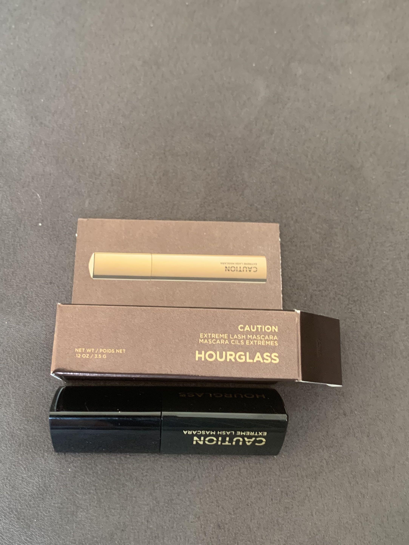 Hourglass extreme lash mascara ultra black 3.5g sample