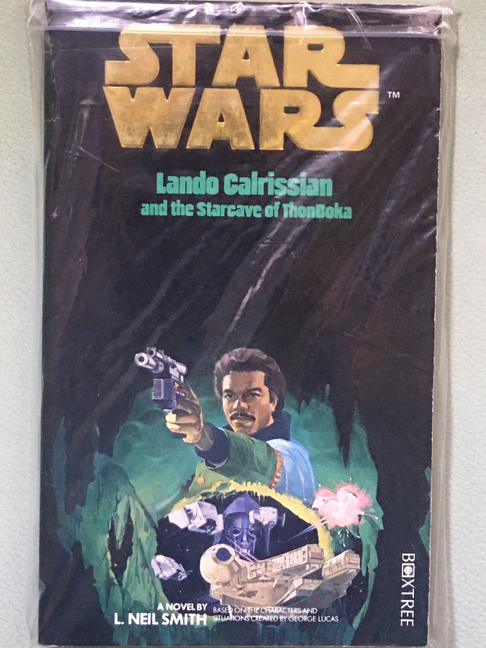 L. Neil Smith_STAR WARS: Lando Calrissian & the Starcave of ThonBoka