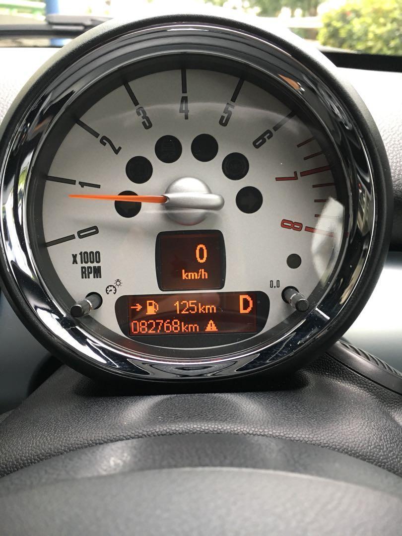 MINI Cooper Mini Cooper coupe Auto
