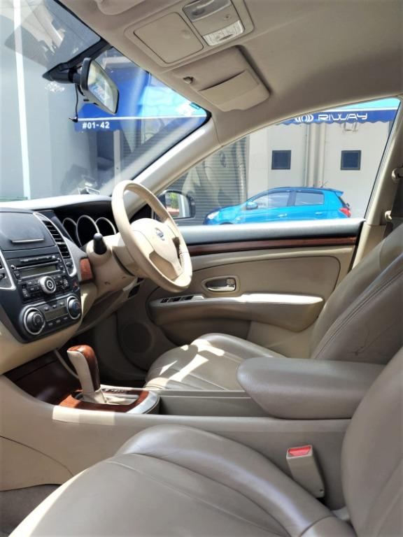 Nissan Sylphy 100% No hidden fees & charges. $500 to driveaway Whatsapp Edwin now @87493898 now!!