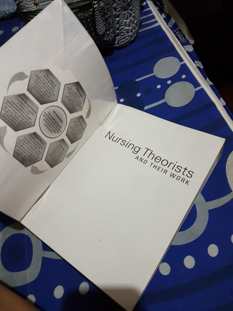 Nursing  Theorists and Their Work 9th Edition (Martha Raile Alligood)