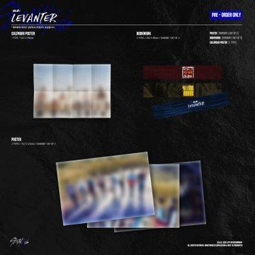 [Ready Stock] Stray Kids Cle: Levanter Normal Version Album