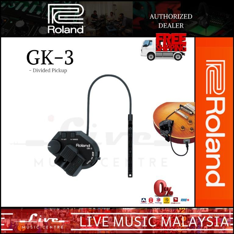 Roland GK-3 Divided Guitar Pickup (GK3/GK3b/GK-3B)