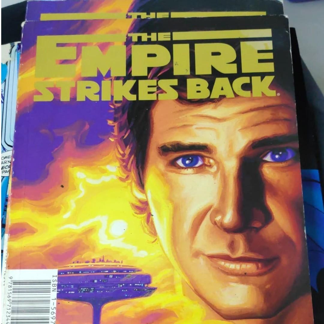 Star Wars Empire Strikes Back TPB (1997 Dark Horse) Special Edition #1-1ST