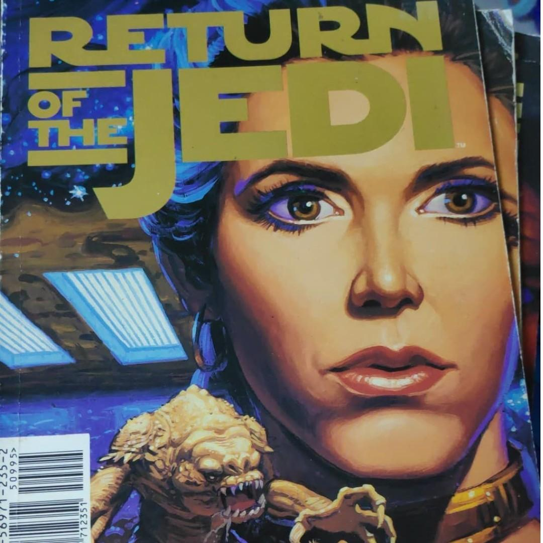 Star Wars Return of the Jedi TPB (1997 Special Edition) #1-1ST
