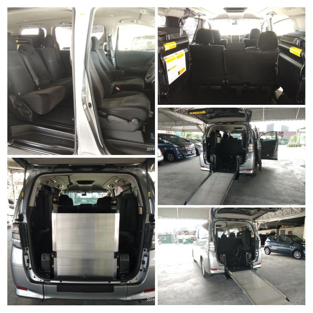 TOYOTA VELLFIRE 2.4 X SPEC YEAR: 2014✔~LOCAL AP~K.L✔ Recon New unregistered..✔👍ON THE ROAD~PRICE RM158,888.88🙏📲HP0122367272SENGSENG☺🙏