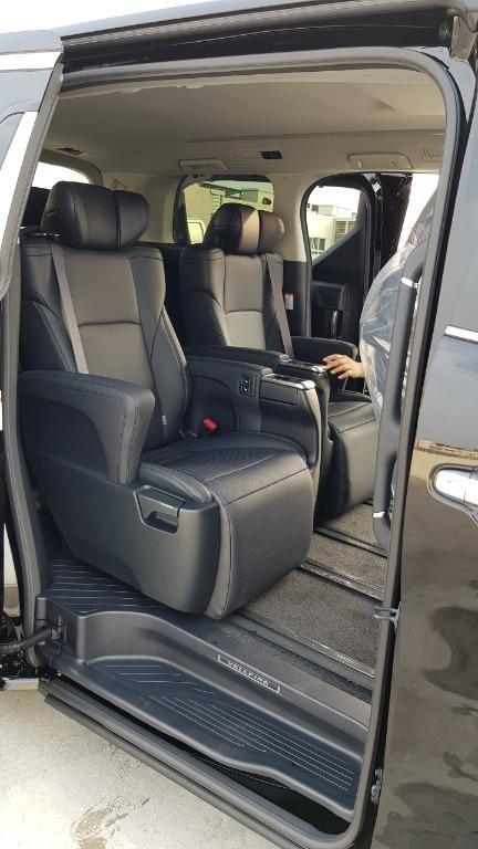 Toyota Vellfire 2.5 Z G-Edition 7-Seater (A)