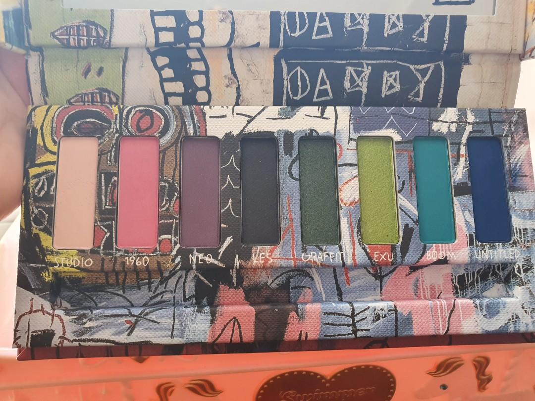 Urban Decay - TENANT LTD EDT - Jean Michel Basquiat