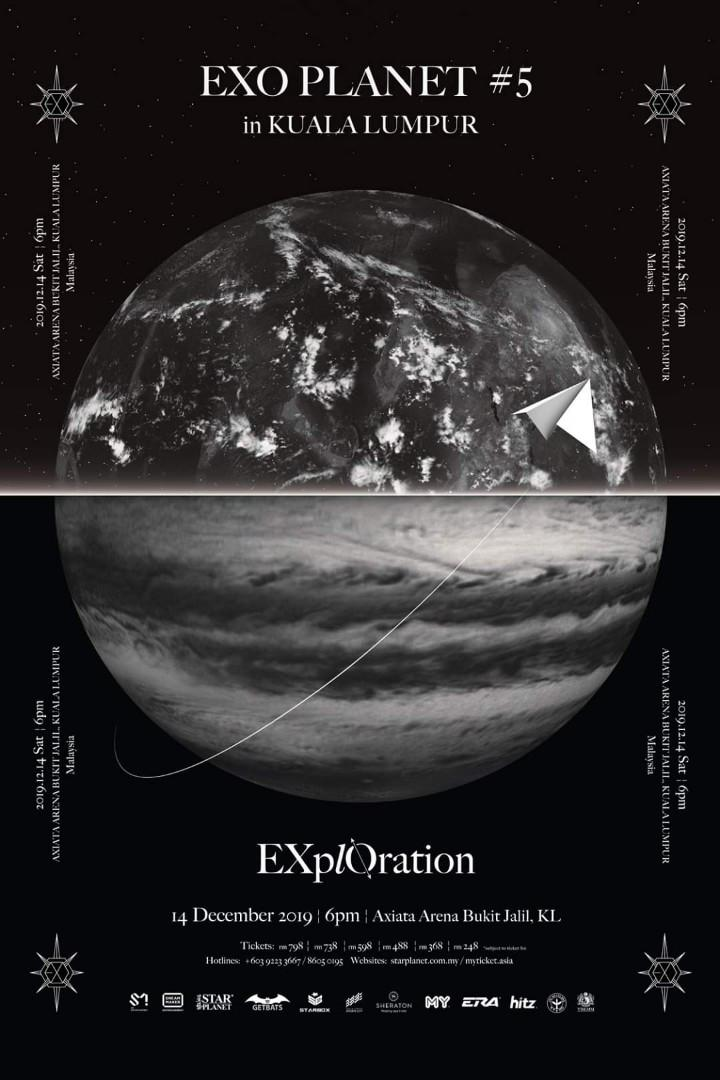 WTS Exploration in Malaysia Official ticket holder