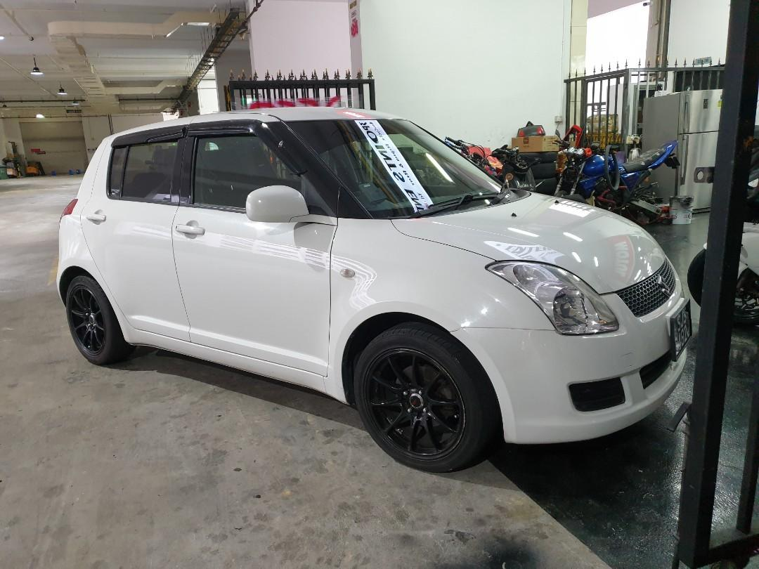 CNY chinese new year car rent