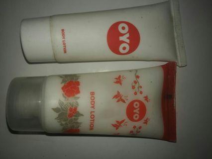 Oyo body lotion