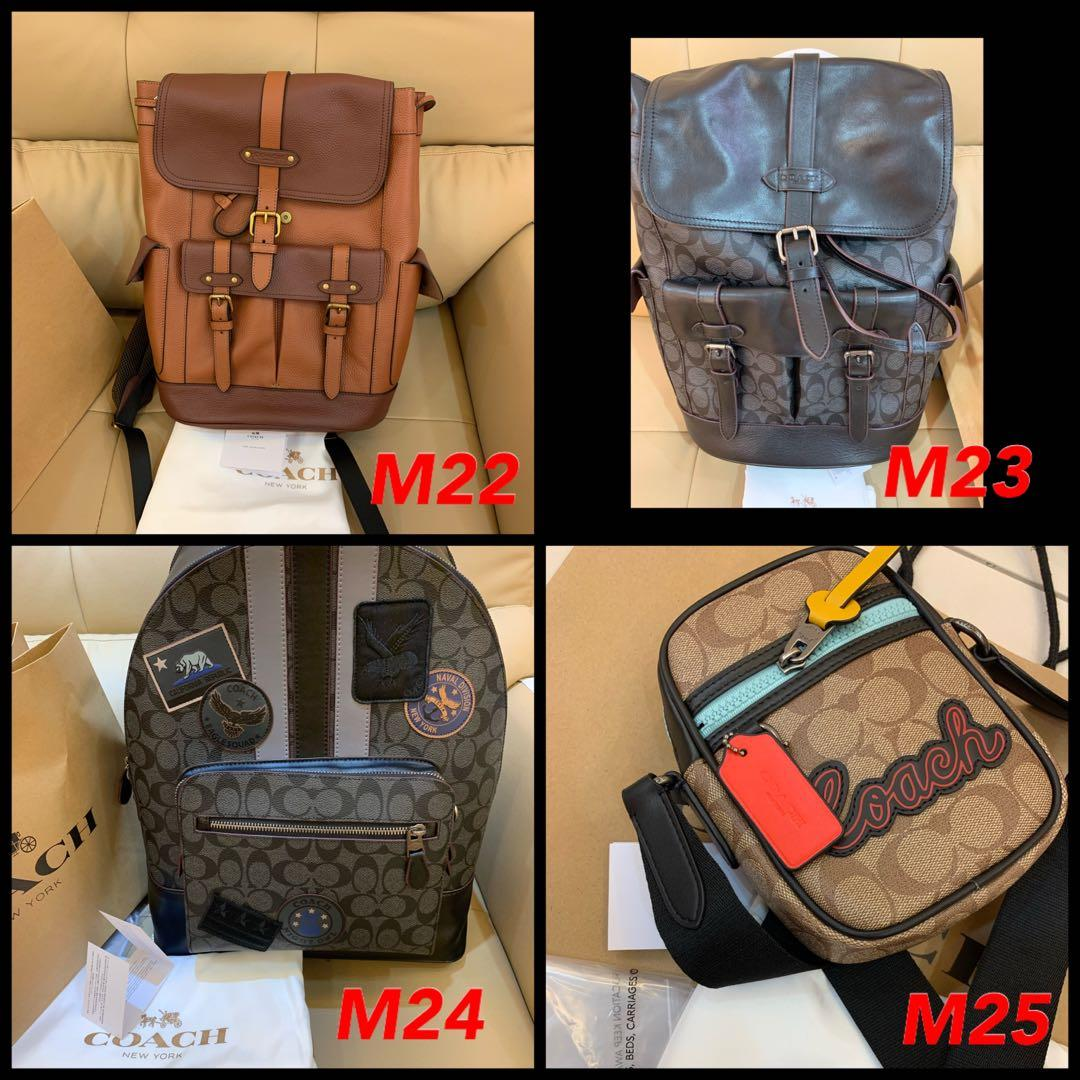 (19/12/19)ready stock Authentic Coach and Tory Burch women bag sling bag crossbody hand bag purse bag restock