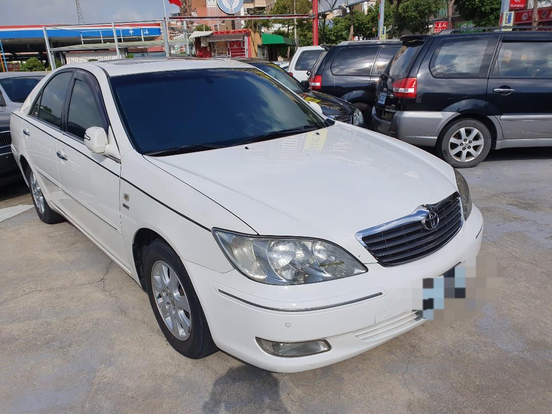 2003年 豐田 CAMRY 2.0G