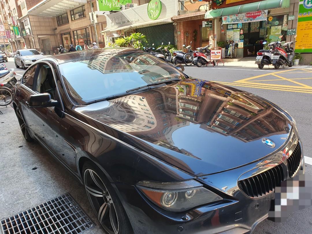 2005年 BMW 645CI