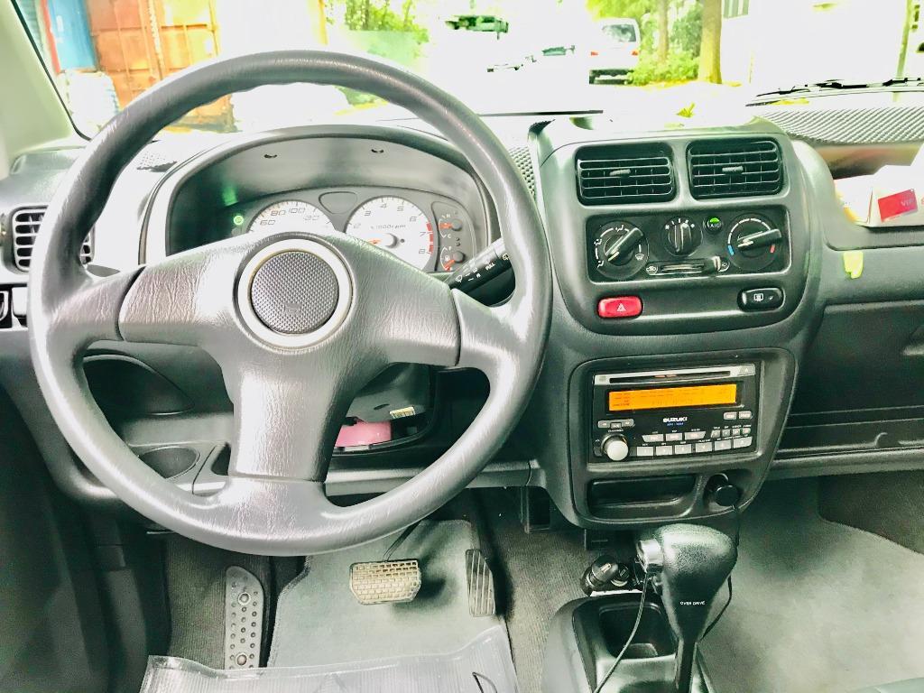 2006 Suzuki Solio  實跑9萬KM  酷勁消光黑😎😎😎