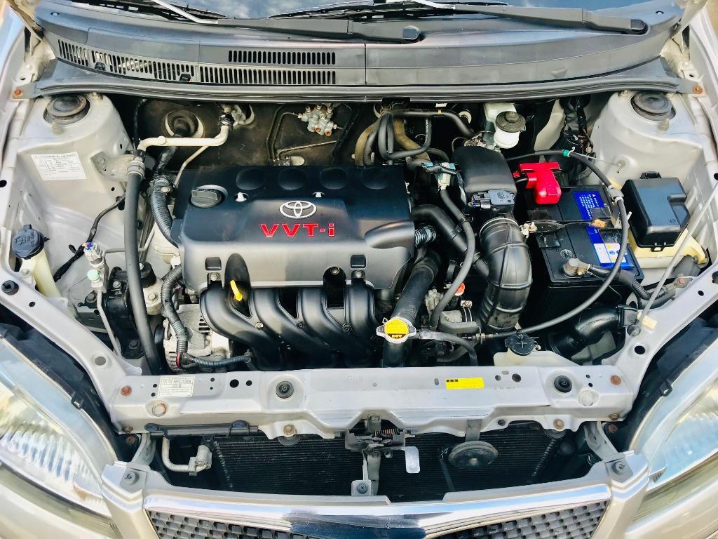 2007 Toyota VIOS 1.5   超優質代步車首選 💯
