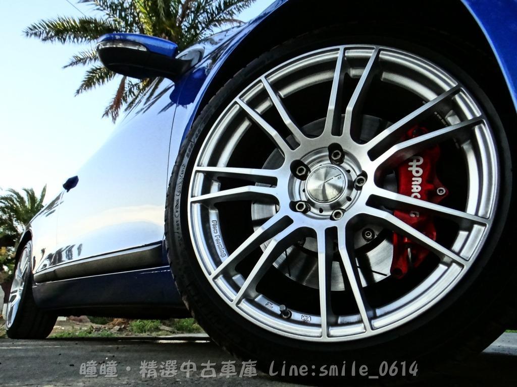 2012年 Scirocco 藍 1400cc
