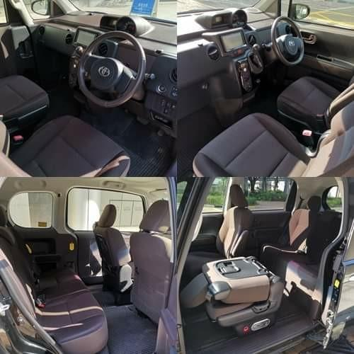 2012 TOYOTA PORTE G PACKAGE