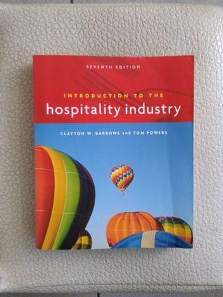 Introduction to the Hospitality Industry 酒店業概論(Seventh Edition)