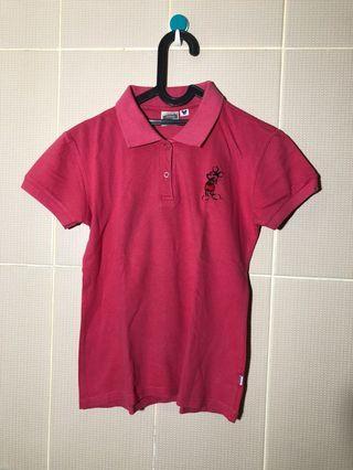 Polo Shirt DISNEY Asli! Bahan bagus Jarang dipakai