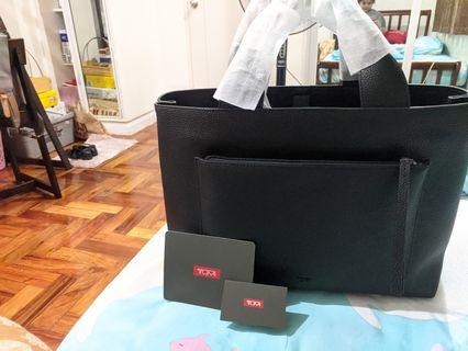 Brand New TUMI Bag/Briefcase (Leather)