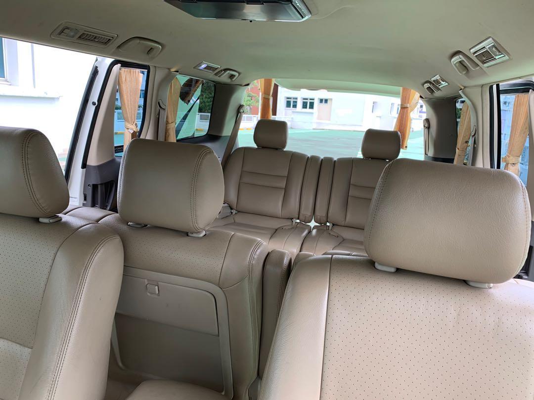 Alphard Hybrid Premium Rental