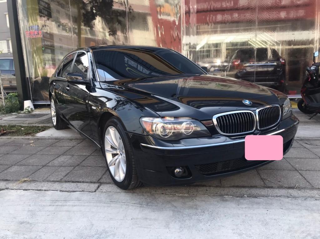 BMW750Li  正2008
