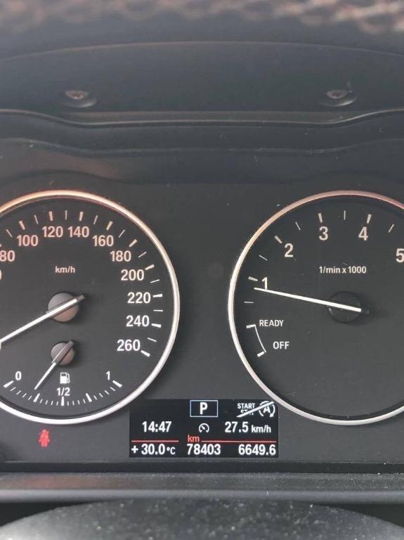 BMW 116i 白色 1.6