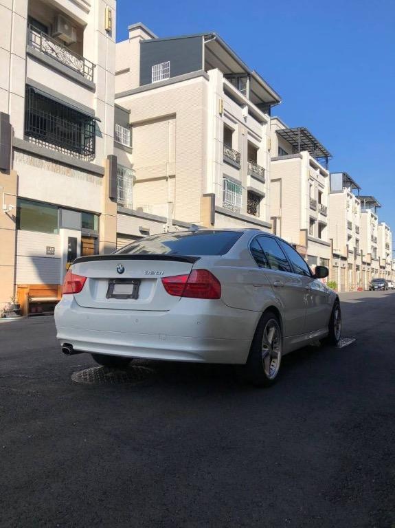 BMW 11年320i 2.0i  白 天窗