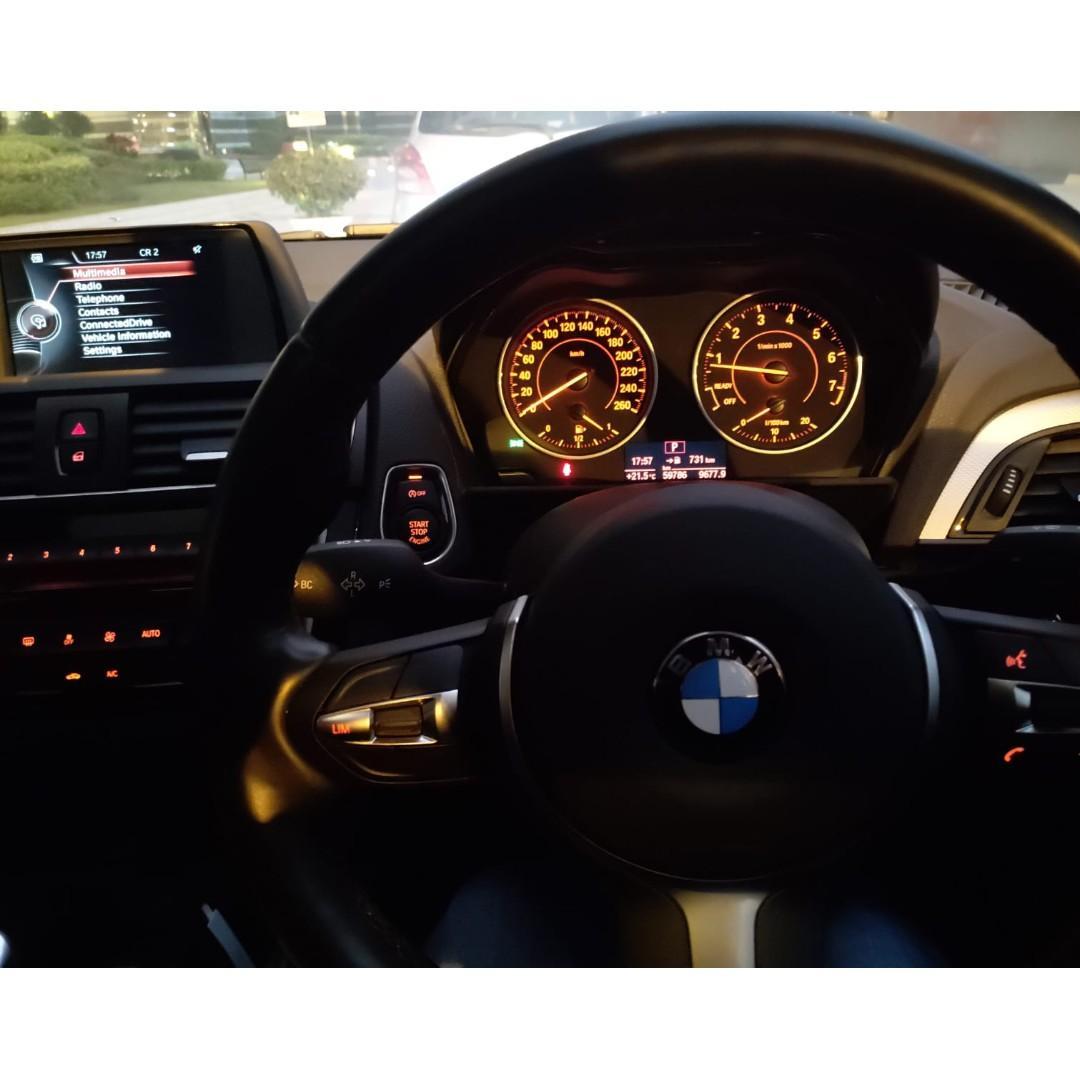 BMW 120I 2010