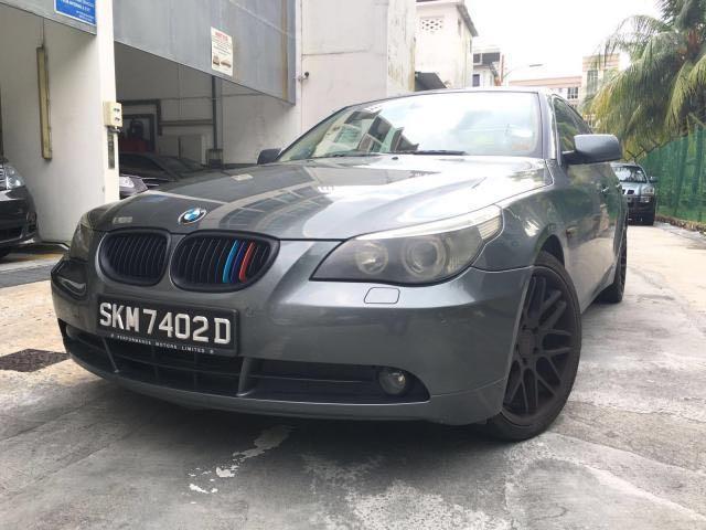 BMW 523i Sedan Auto. PHV Use. Whampoa / Balestier District. Whatsapp 88567422